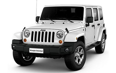 Ofertas  Wrangler Unlimited